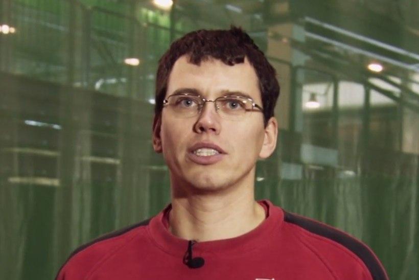 VIDEO: Heiko Väät õpetab edukat palliviske nippe