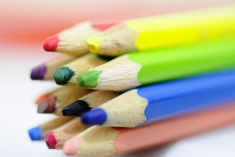 Värvide mõju kodus