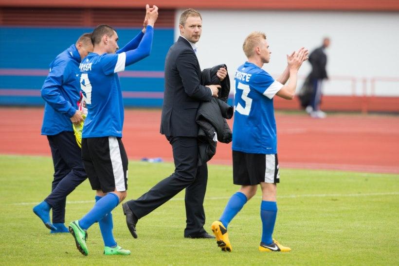 Magnus Pehrsson: Ojamaa Tadžikistani vastu ei mängi