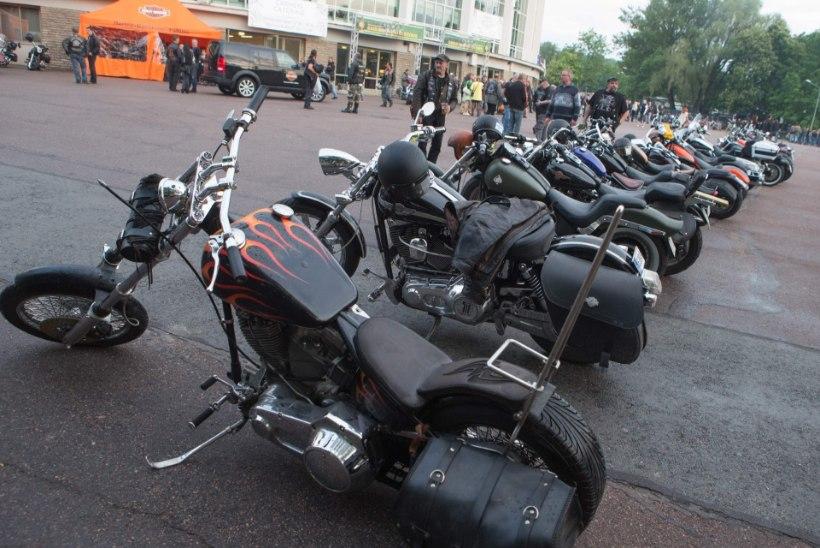 """Iisraeli motomehed: """"Harley-Davidson on motomaailma kuningas, nagu automaailmas on troonil Rolls-Royce!"""""""
