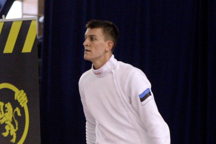 Sten Priinits tõi eestlastele EM-ilt TOP16 koha