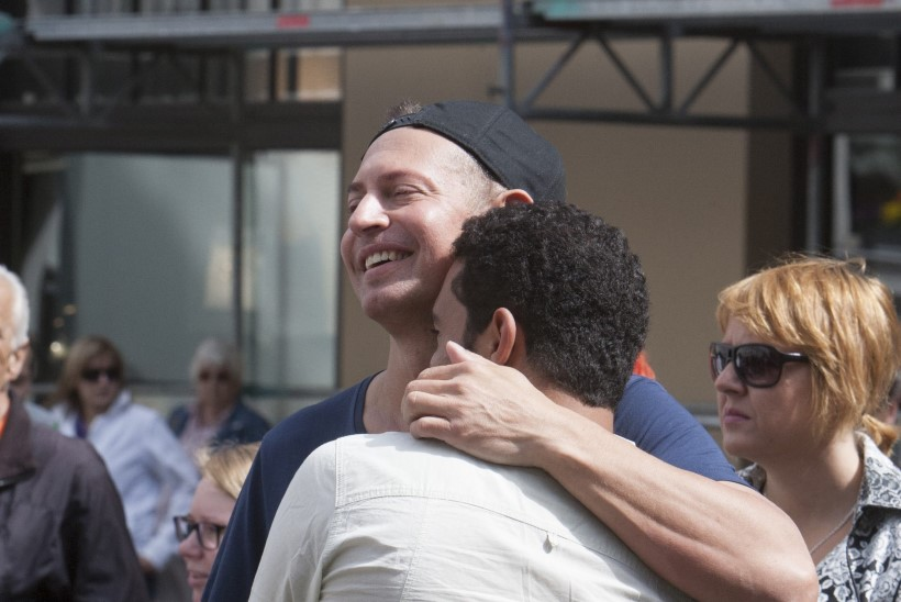 Igor Gräzin: homoaktivist lubas mu ära vägistada!