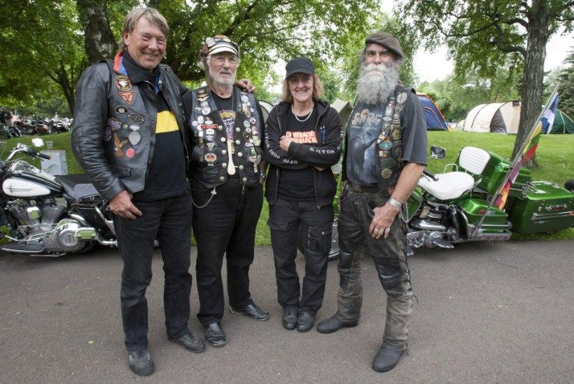 """""""Ühel õigel Harley-mehel on habe, vuntsid ja pikad juuksed."""""""