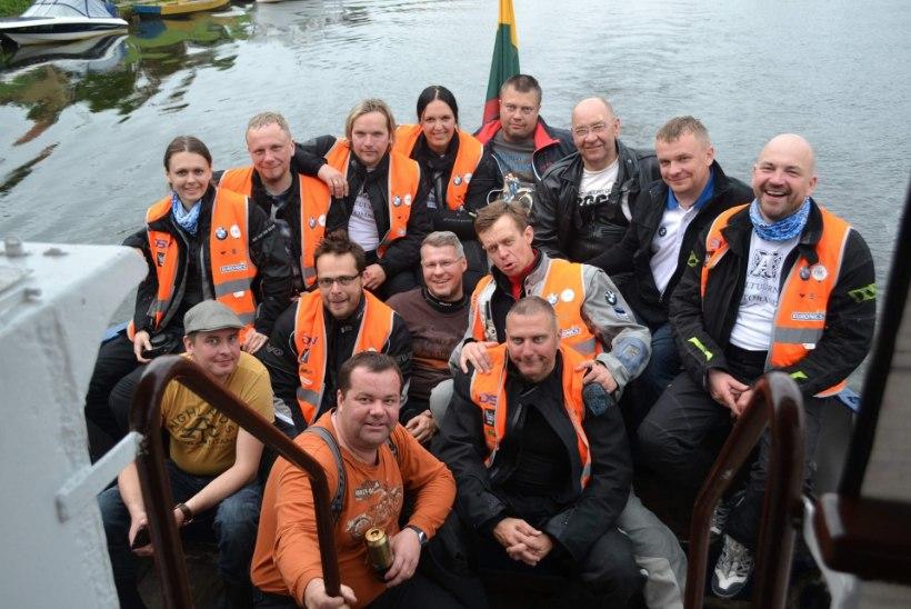 Jaagup Kreem: sõitsime Leedus keset suurt suve lumelaudadega