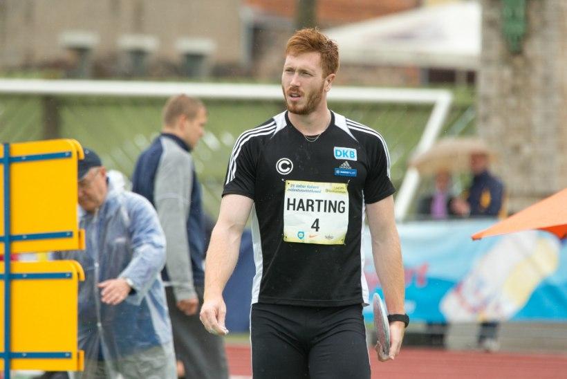 Olümpiavõitja Hartingu väikevend Christoph: Robert on paras ekstravert!