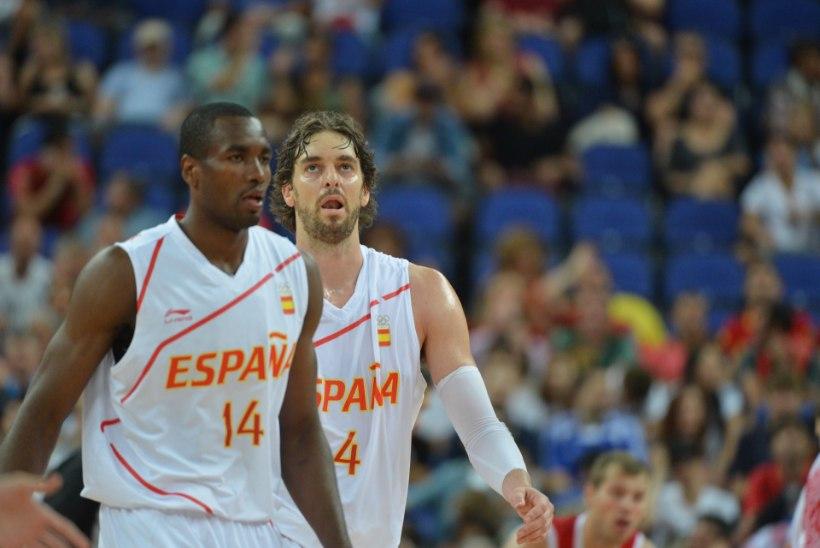 Hispaania korvpallikoondis avaldas koosseisu - see on lihtsalt võimas!