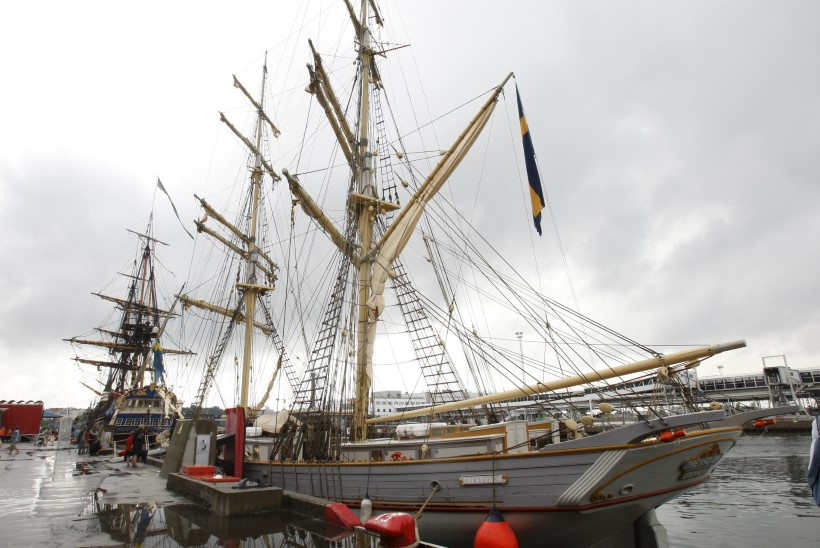 Merepäevad teevad Tallinnast merelinna