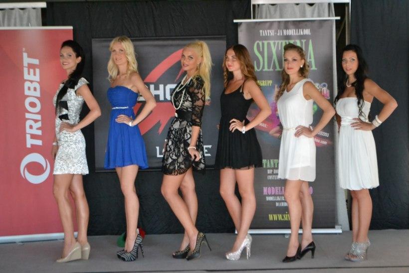 GALERII: Õllesummeri raames toimus Miss Modelli konkurss
