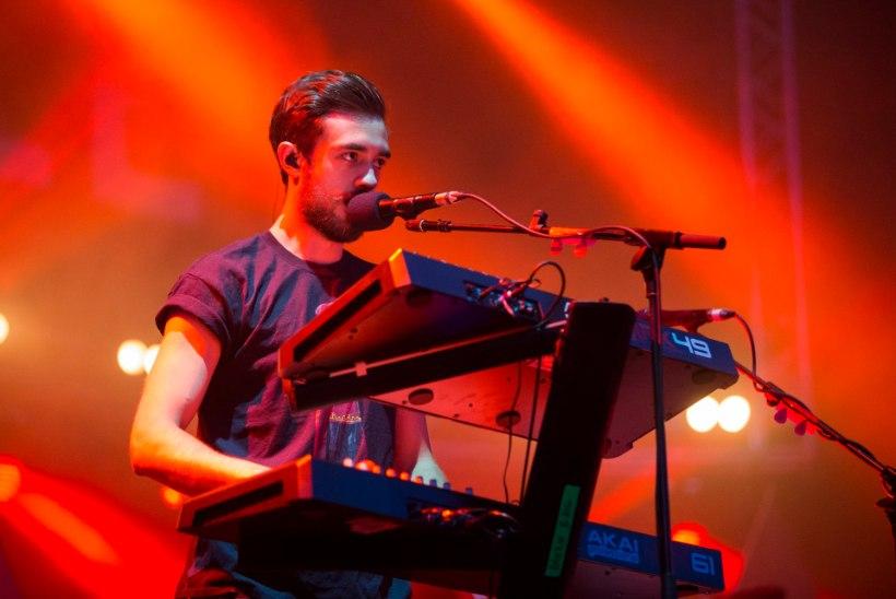 FOTOD: Bastille rokkis Õllesummeril Õhtulehe laval!