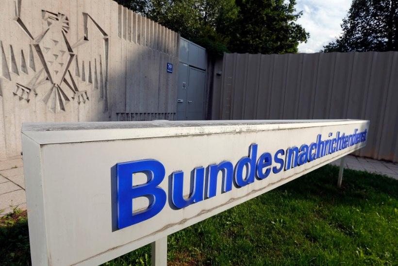 Saksa meedia kiidab USA kõrge luureametniku väljasaatmist