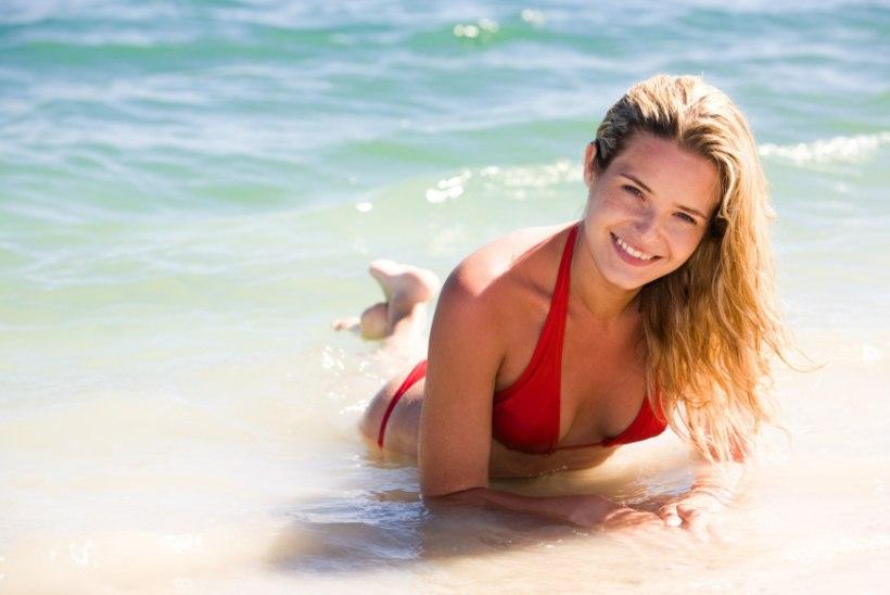 Suvine juuksehooldus: hoidu päikesest ja tuulest