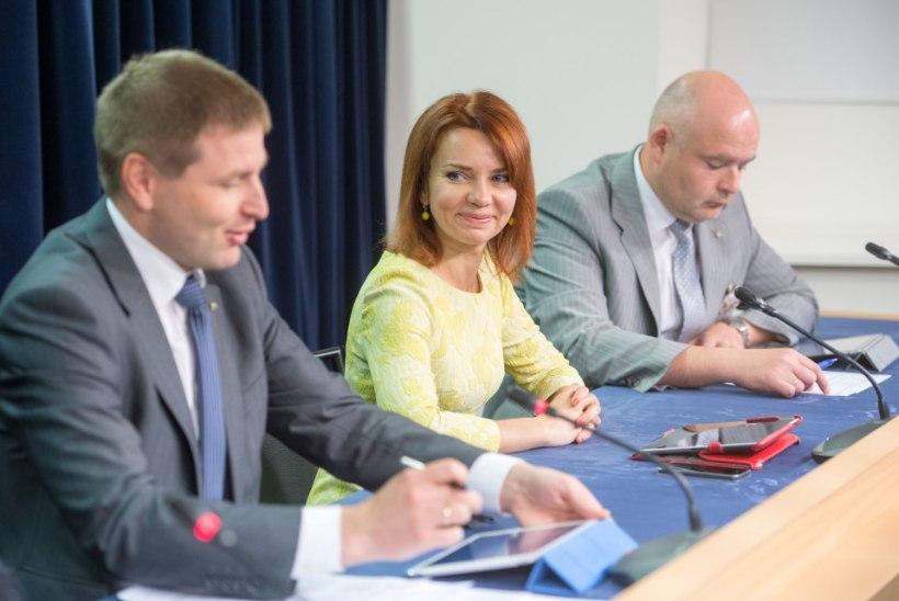 Pentus-Rosimannus tegi ettepaneku jätta rongavanemad riigi toetusest ilma