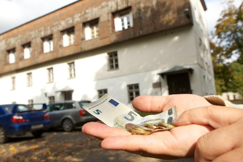 """Pereema: """"9,59 eurot on narrimine!"""""""