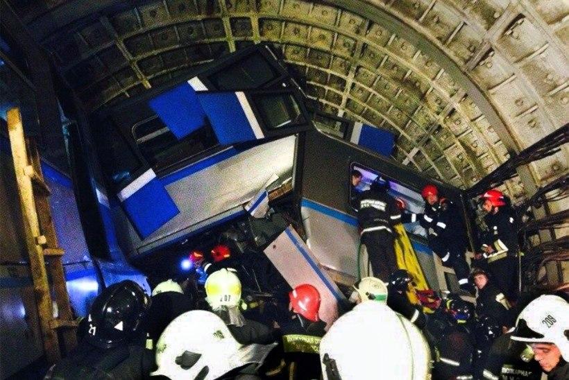 Vahistati kaks metrootöötajat