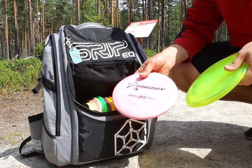 ÕHTULEHE VIDEO | Disc-golfi on lihtne esimesest sõrmenipsust armuda