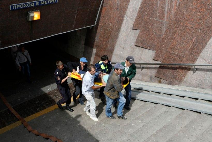Vene uurijad on metrooõnnetusega seoses arreteerinud kaks metrootöötajat