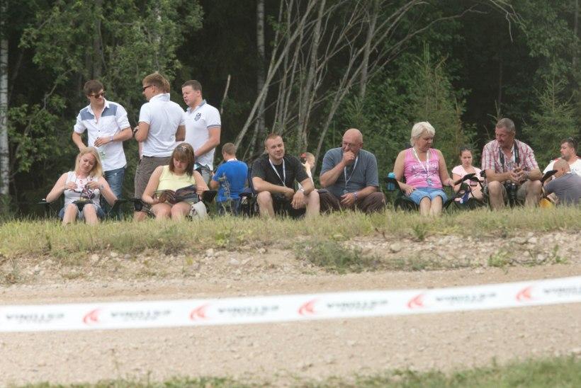 GALERII: Rally Estonia kvalifikatsiooni võitis Martin Kangur Ott Tänaku ees