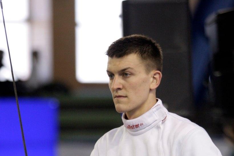 Sten Priinits pääses MMil ülikindlalt 64 parema hulka
