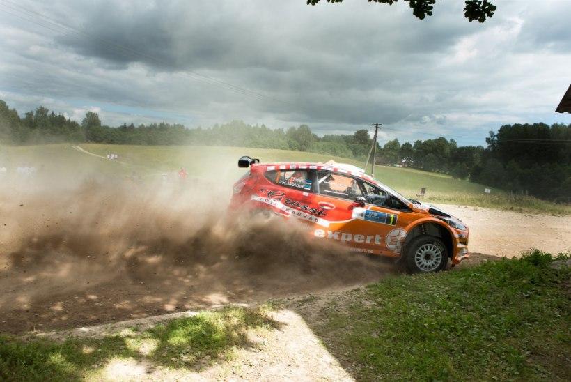 FOTOD: Tänak on võitnud Rally Estonial üheksast kiiruskatsest kaheksa
