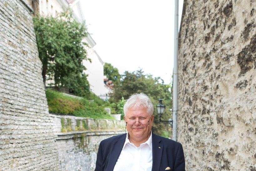 """Rein Lang: """"Isegi püssitoru ähvardusel ei istu ma kultuuriministri toolile tagasi."""""""