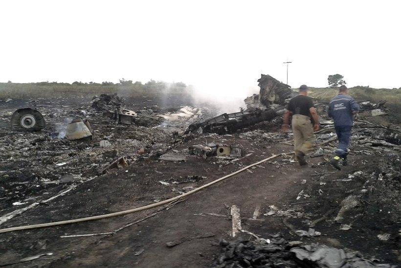 PILGUHEIT AJALUKKU: Ukrainas alla tulistatud lennuki puhul pole tegemist esimese sarnase juhtumiga