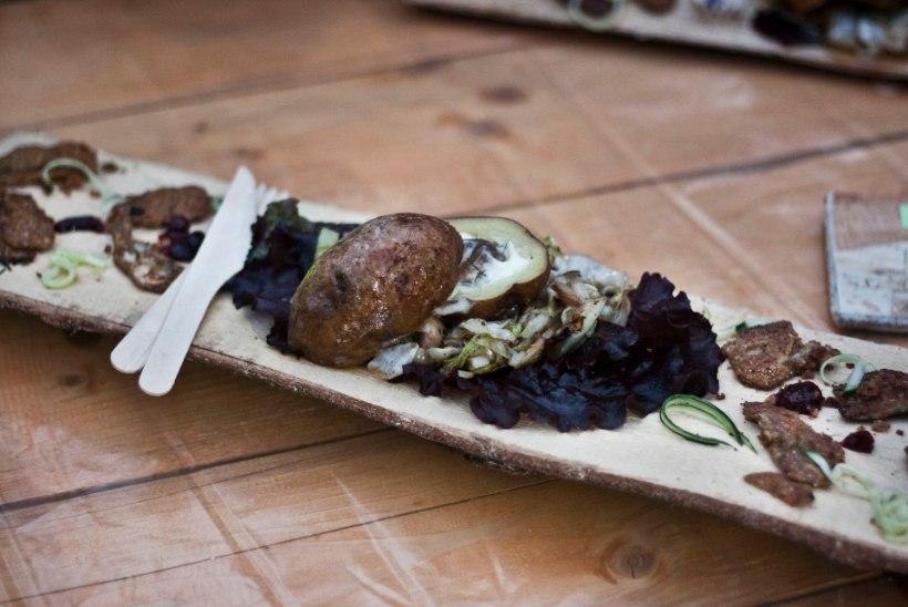 Eesti kokk võitis soome-ugri toidufestivali