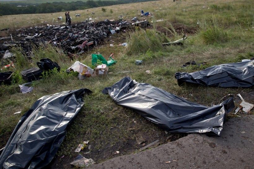 Kiiev: mässulised on kõik surnukehad katastroofipaigalt ära viinud