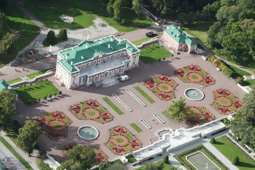 Kadrioru park tähistab 296 sünnipäeva