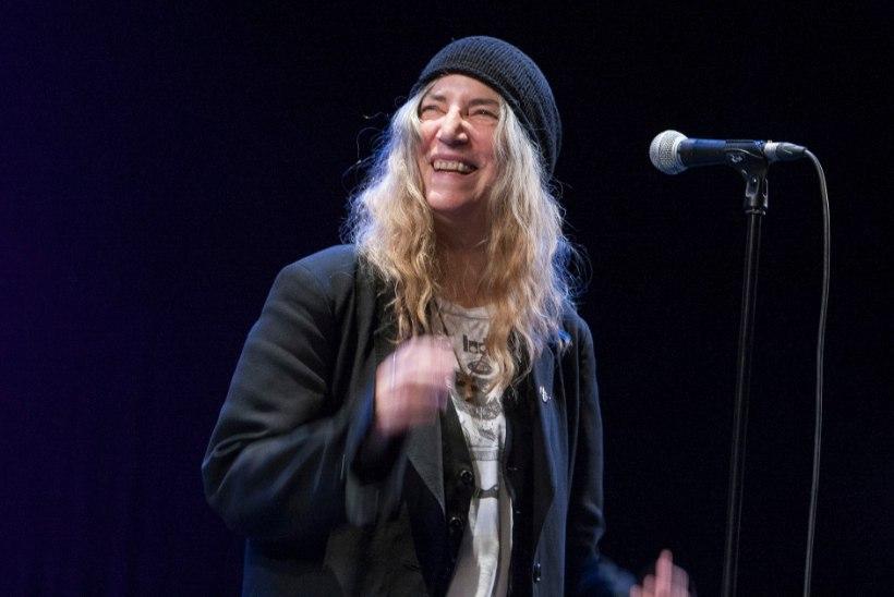 Pungivanaema Patti Smith: ma ei mõtle endast kui muusikust!