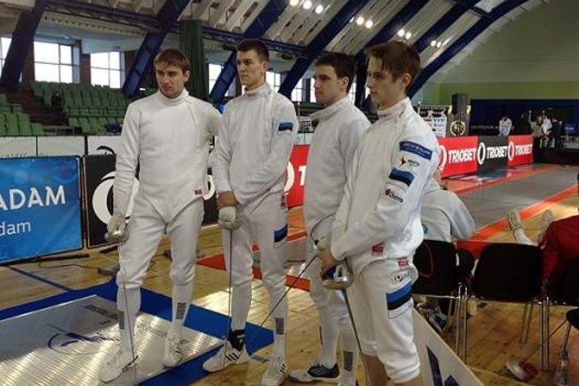 Sten Priinits: võistkonnavõistlusel läheme kütma!