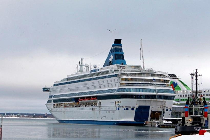 Tallinki suurim laev Austraaliasse, firma koondab kuni 90 töötajat