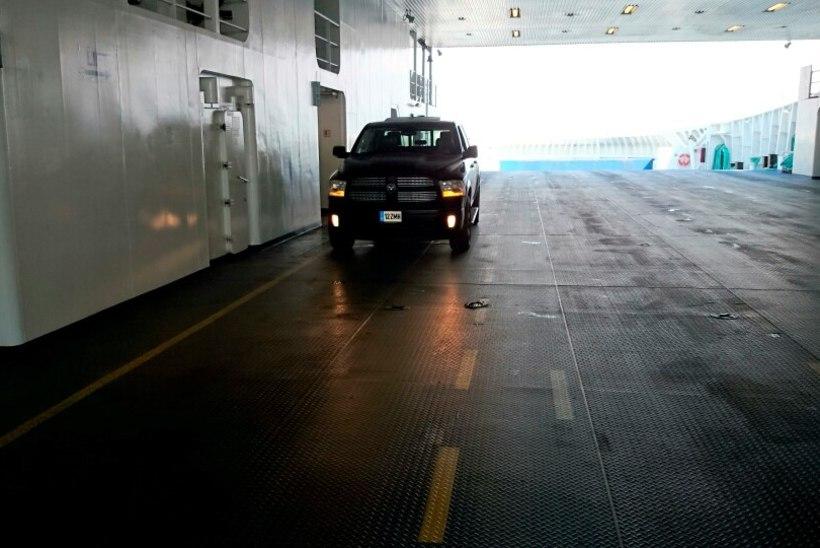 Kas liiklusõnnetus parvlaeval võib seisata kogu praamiliikluse avariigrupi saabumiseni?