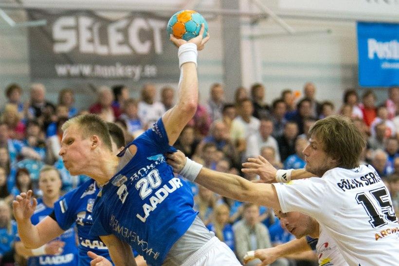 Eesti käsipallihiiud kohtuvad eurosarjas Kosovo ja Itaalia klubidega
