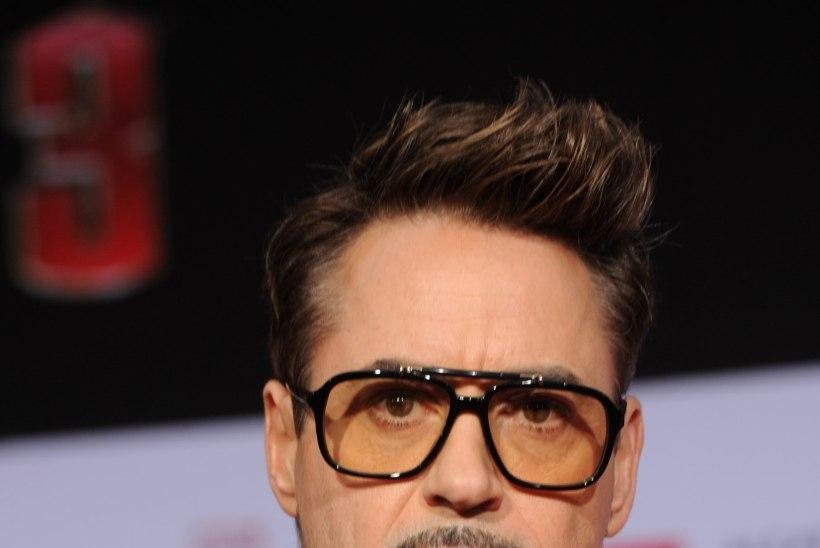Robert Downey juunior – allakäinud narkomaanist enimteenivaks näitlejaks