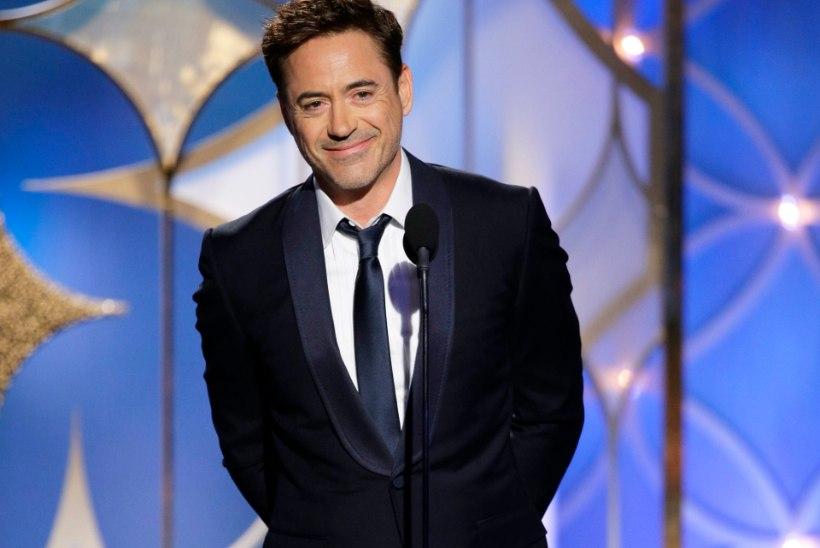 Hollywoodi enim makstud näitleja on taas Robert Downey juunior