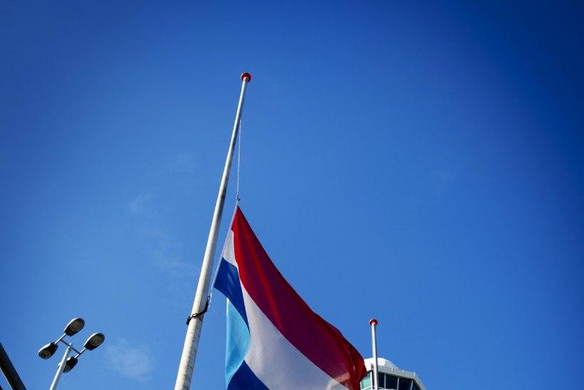 Lennuliiklus Hollandi kohal peatatakse 13 minutiks