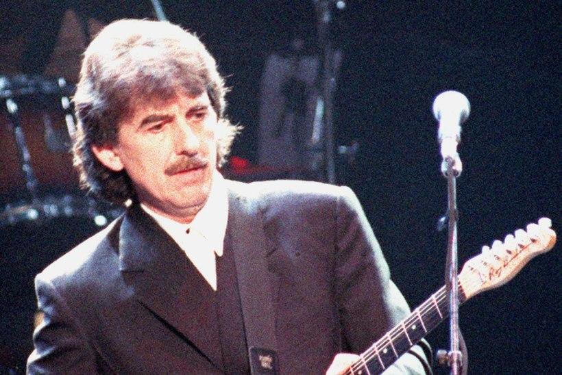 IROONIA: George Harrisoni mälestuspuu hävitasid... mardikad!