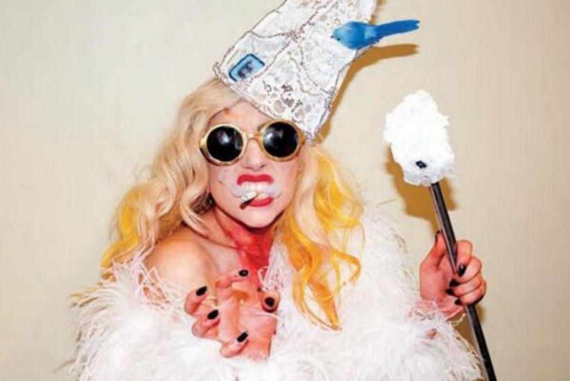 Assistent paljastab Gaga koletisliku palge