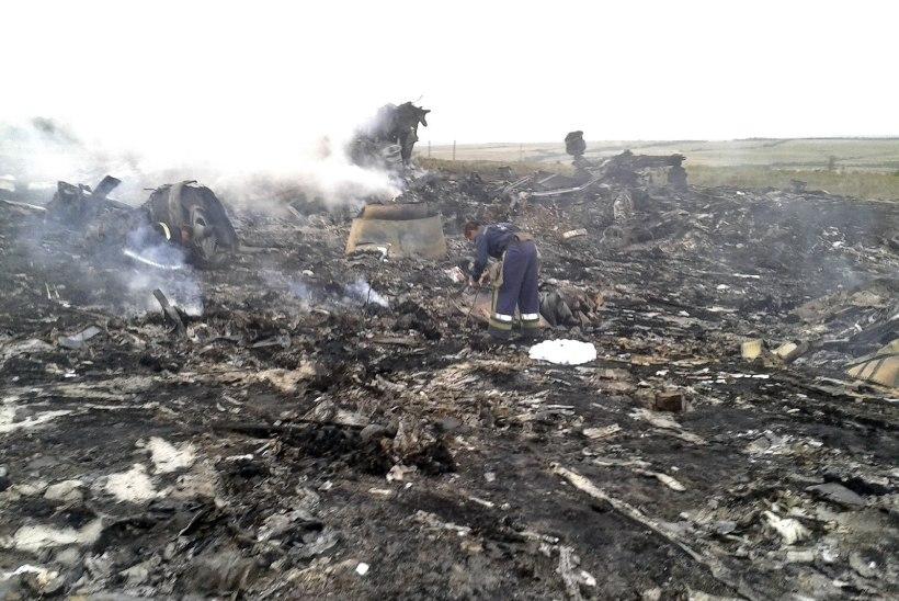 VIIMANE REIS: MH17 pardal viibis ka Eestis sõpru külastanud Malaisia perekond