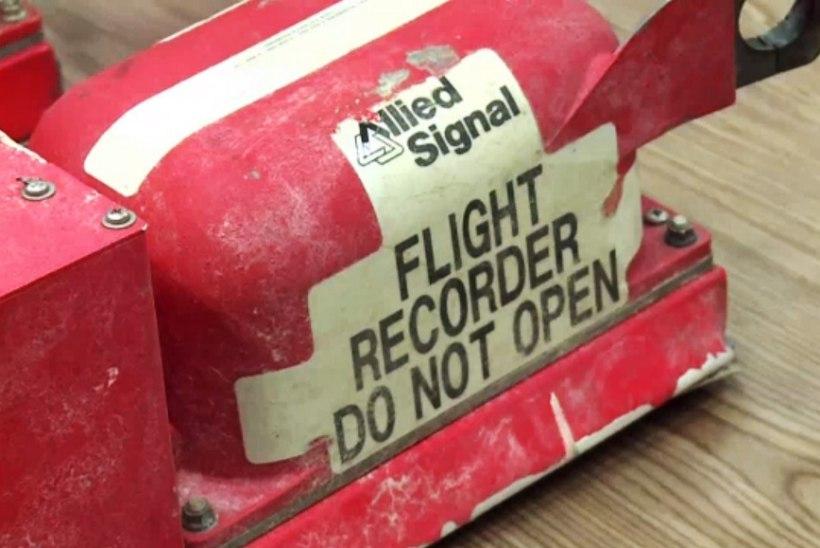 Kiiev: MH17 mustad kastid jõudsid Suurbritanniasse