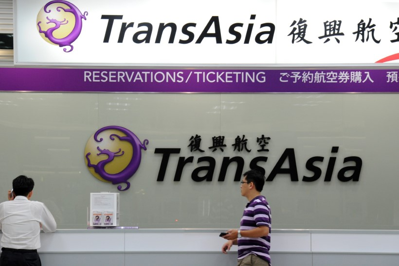 Taiwanis hukkus lennuõnnetuses üle 40 inimese