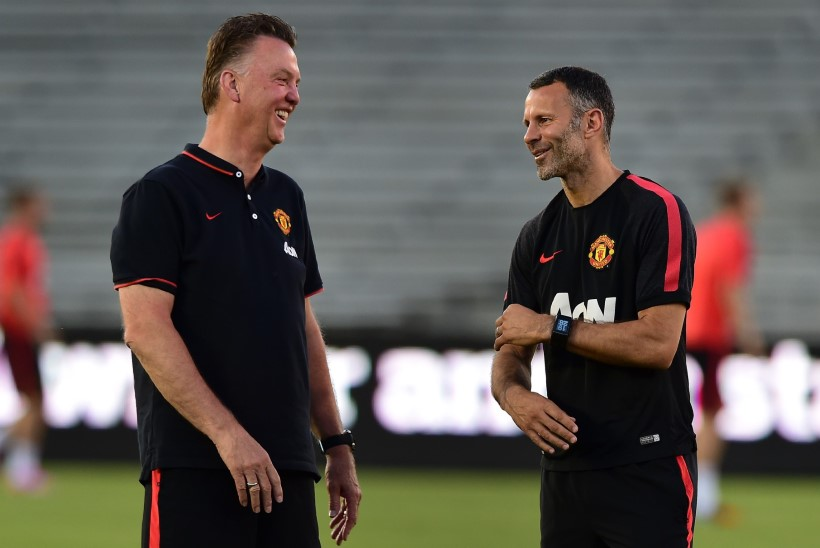 Van Gaal asus juba Unitedi elukorraldust kritiseerima