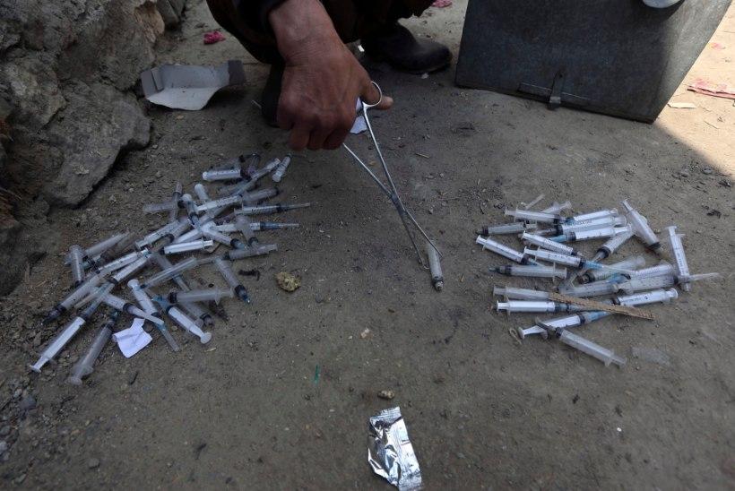 Krimmis sureb massiliselt narkomaane
