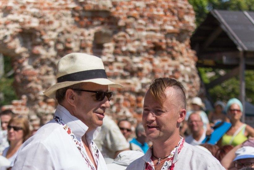 GALERII: Viljandi Pärimusmuusikafestivali uhke avamispidu!