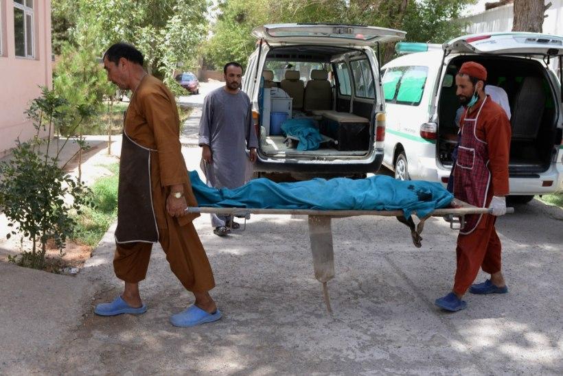 Afganistanis tapeti kaks soomlannast humanitaarabitöötajat