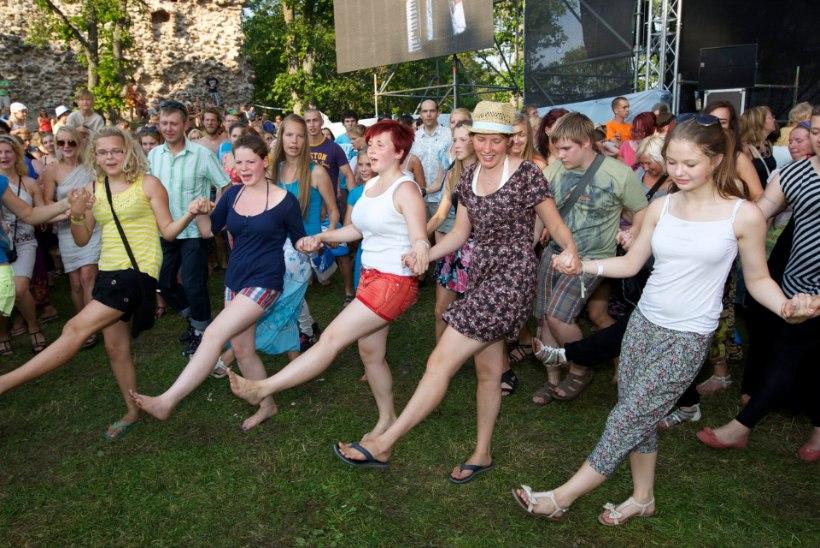 Täna algab Viljandis folk!
