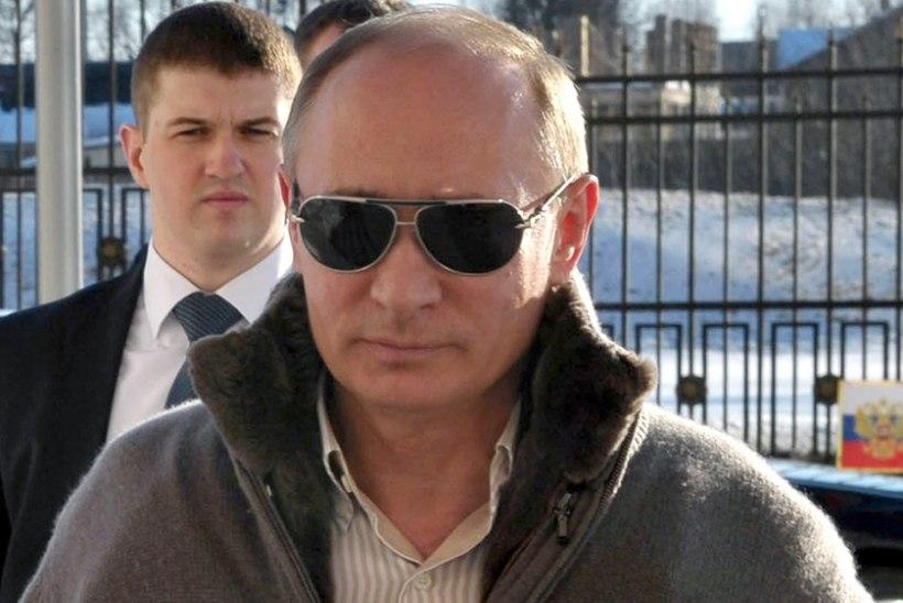 Vladimir Putini tütar on oma Hollandi kodust põgenenud!