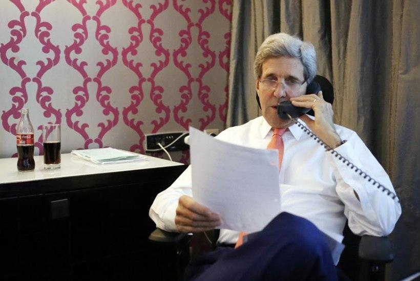 Iisrael keeldus Kerry vaherahuettepanekust