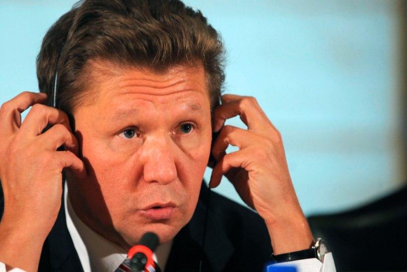 Gazpromi juht saab 114 miljonit rubla maksva arvuti