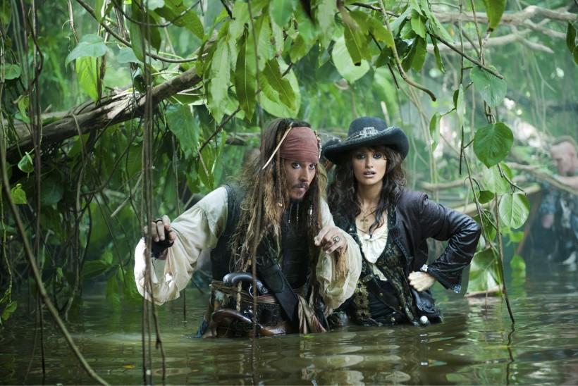 """""""Kariibi mere piraadid"""" tuleb taas!"""